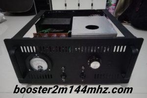 Desain Produk Boster 144Mhz 2 Meter Band
