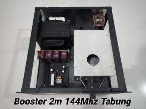 Cavity Booster 2m Band 300 W
