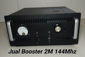 Jual Booster 2 Meter Band 400 W