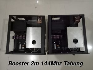 Reticfier Booster 2 Meter Band 300 W