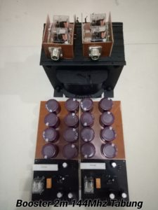 Switching Booster 2 Meter Band 300 W