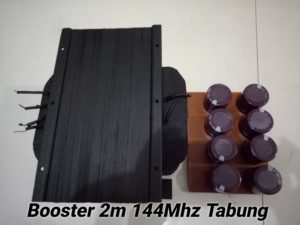 Travo High Voltage Booster 2 Meter Band 300 W