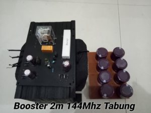 Travo High Voltage Booster 2m Band 300 W