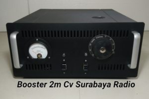 Booster 2 Meter Band 144Mhz Tabung
