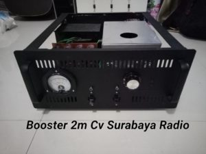Booster 2m Band Tabung