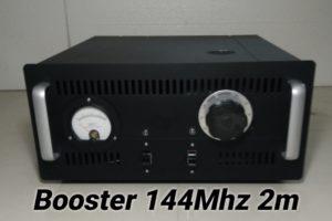 Boster 2 Meteran Tabung 144Mhz 300 W
