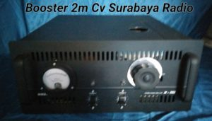 Boster 2 Meteran Tabung 144Mhz