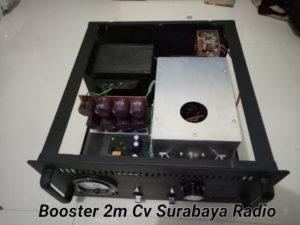 Boster 2 Meteran Tabung VHF
