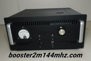 Booster 2 Meter Band Tabung 144Mhz 400 W