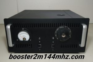 Desain Booster 2 Meter Band 144Mhz 400 W